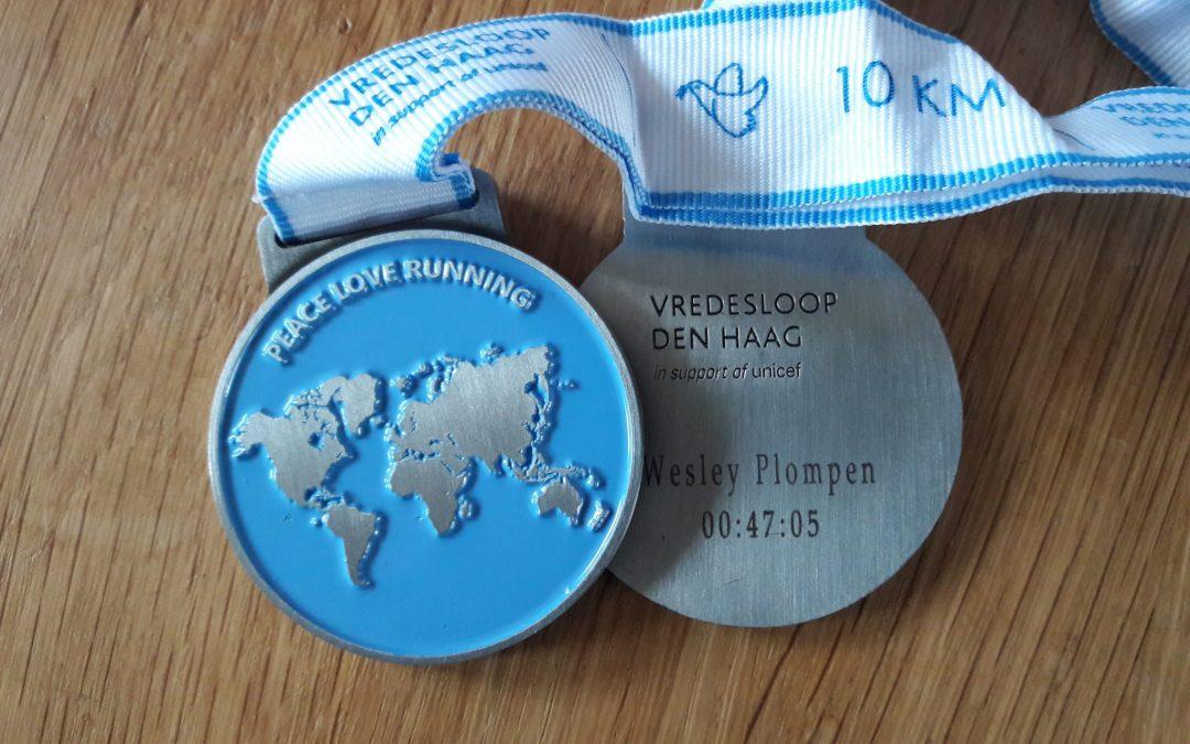 Vredesloop Den Haag