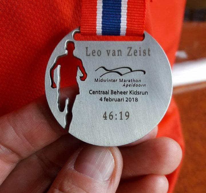 Centraal Beheer Midwinter Marathon.