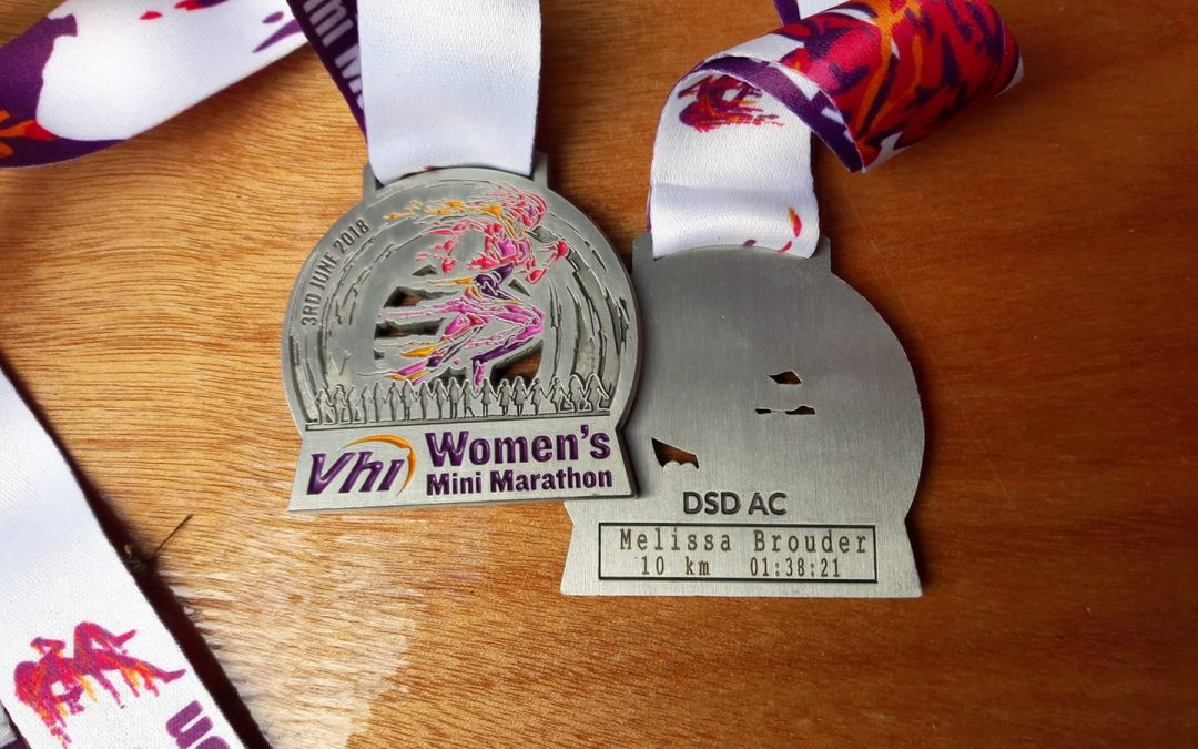 Women's mini marathon Dublin