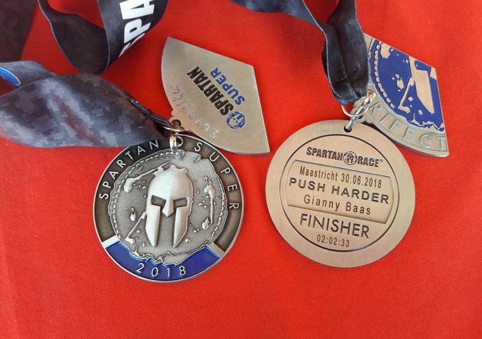 Spartan Race Netherlands Maastricht