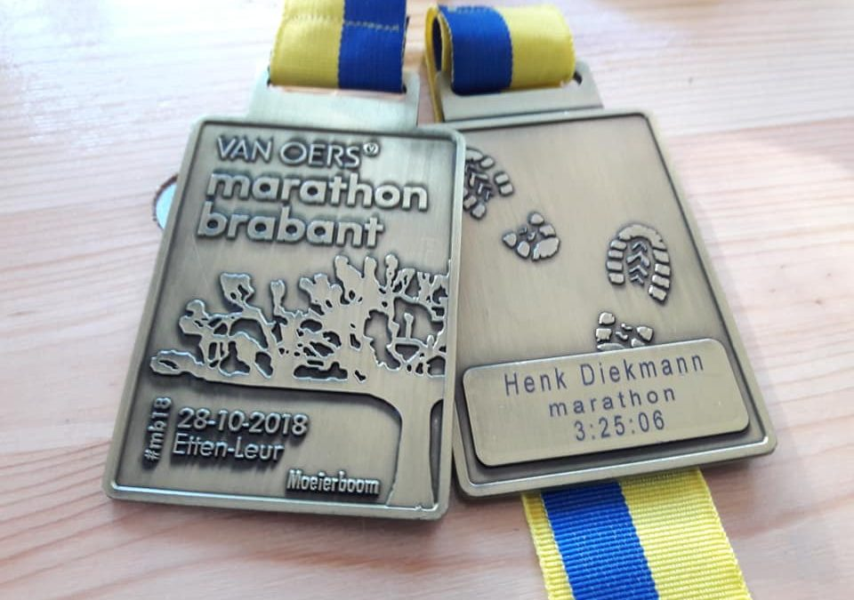 Van Oers Brabant marathon