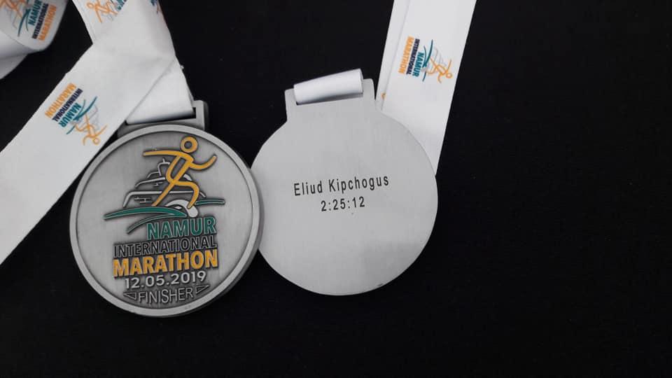 Marathon de Namur 2019