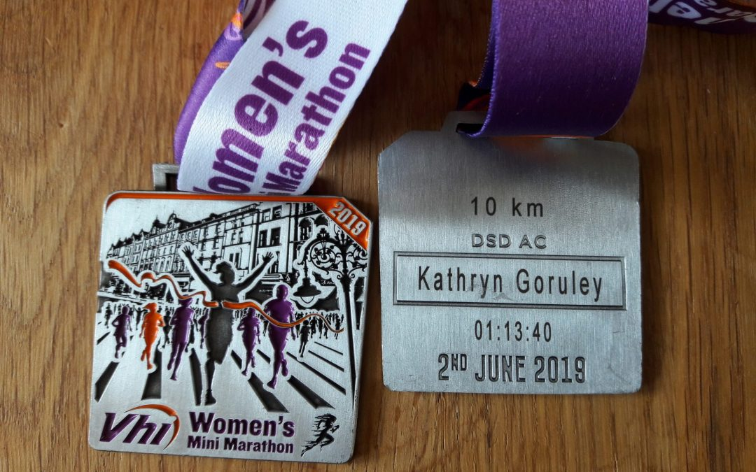Dublin Women's mini marathon