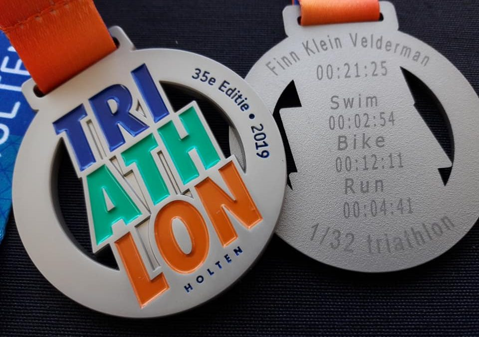 Triathlon Holten 2019