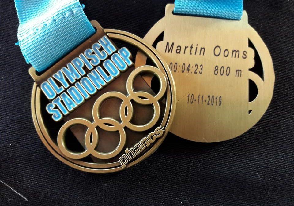 Olympisch Stadionloop 2019
