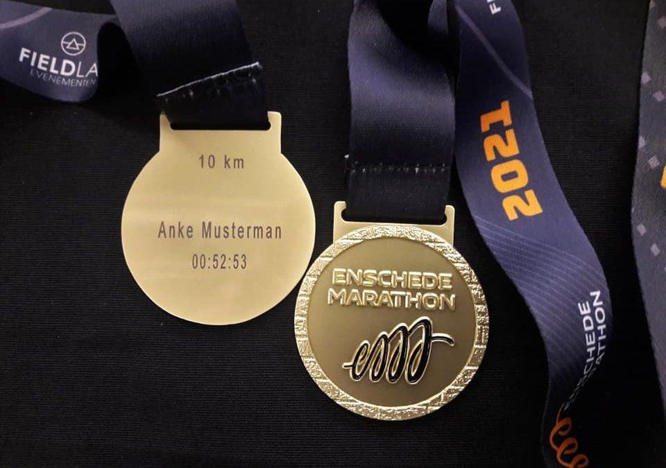 Enschede Marathon – Ready for Takeoff 2021