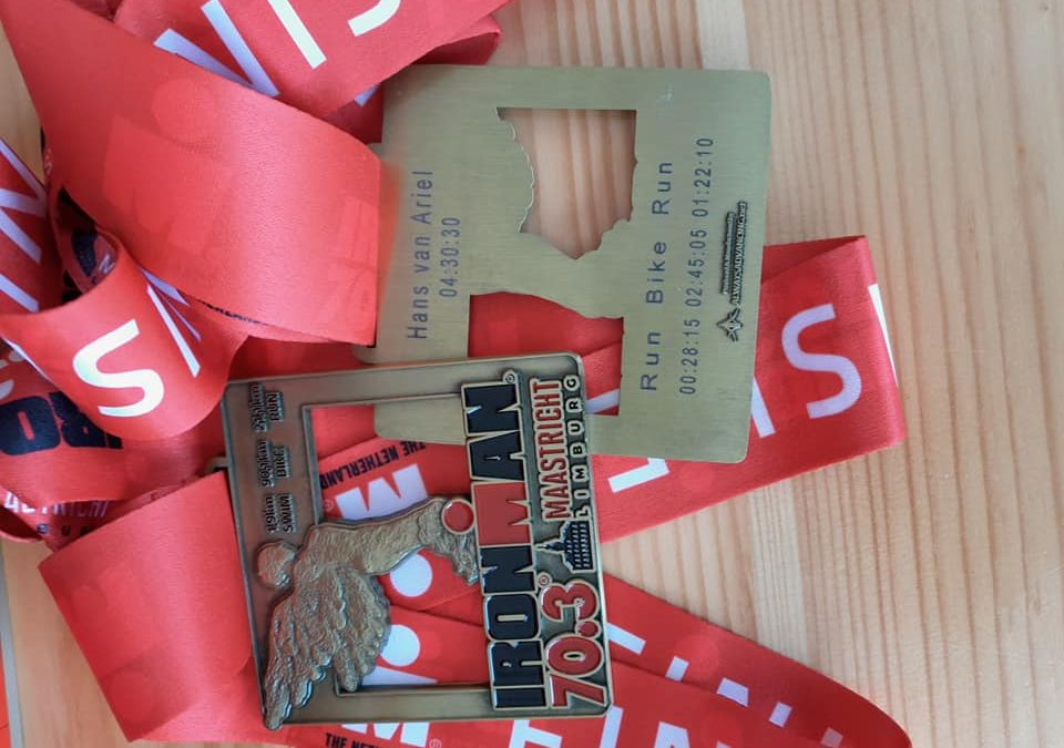 Ironman Maastricht 70.3   2021